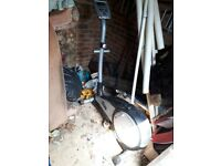 Non working vfit exercise bike