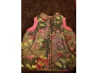 Girls next coat and body warmer age 12-18 months
