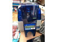 plastic ID card, printer