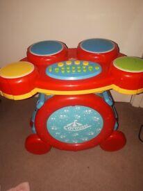 Toy drum excellent condition
