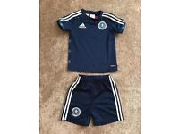 Boys Scotland strip 12-18 months