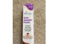 Gate Adapter Panel - Dreambaby
