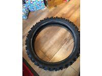 Dunlop sports d755f 80/100 tyre