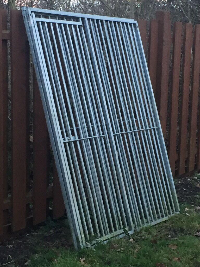 Metal fencing panels in beccles suffolk gumtree metal fencing panels baanklon Images