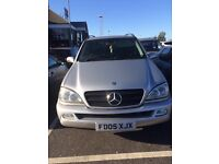 ML 270 MERCEDES BENZ FOR SALE