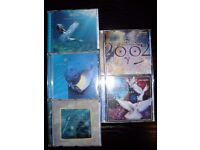 2002 - A lovely 5 CD collection of Tranquil, Ambient, Natural, Relaxation Music by 2002.