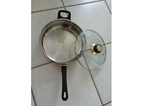 Thick Stainless Steel Wok