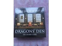 Dragons den board game