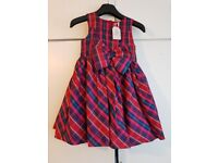 Gorgeous girls'dress new with tag 6-7yrs £30