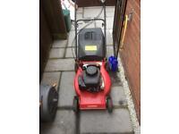Reliable Champion Petrol Lawnmower