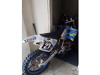 Tm 250 1998