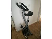 Ultrasport Foldable Exercise Bike Spin Gym
