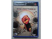 PS2 - Red Faction II