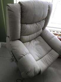 Electric tilt & recliner armchair
