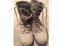 Magnum amazon 5 men's boots size 10L