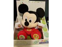 Brand New Disney Baby Mickey