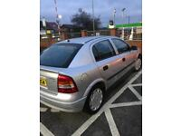 2003 VAUXHALL ASTRA SRI 1.6 litre WITH FEB 2018 MOT AND SERVICE HISTORY