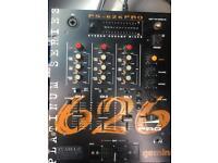 3 channel Gemini Mixer PS-626 PRO - Bargain