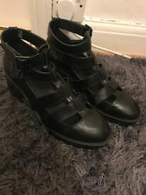 Brand new never worn Topshop shoes