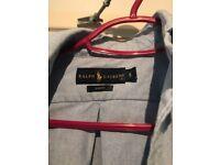 Ralph Lauren oxford shirt from John Lewis