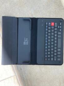 Bluetooth integrated keyboard and case for Hudl 2