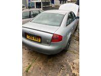 Audi, A6, Saloon, 1999, Other, 2771 (cc), 4 doors
