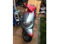 suzuki 50cc moped