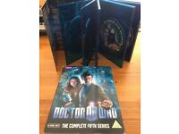 Doctor Who DVD Box Set Series 5