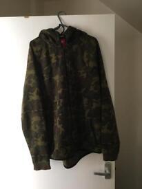 Camouflage Nike Tech fleece hoodie