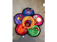 Tomy Lamaze Spin and Explore Garden Gym