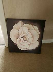 Flower Canvas - Can Deliver