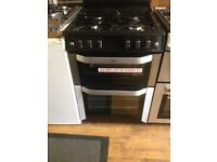Belling 60cm gas cooker (double gas oven)
