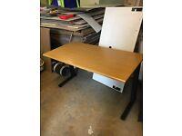 Folding office desk secondhand