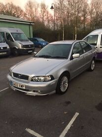 LOVELY EXAMPLE!!! of this popular Volvo S40 sports model