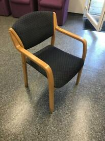 Office/Meeting Room Chairs (21)