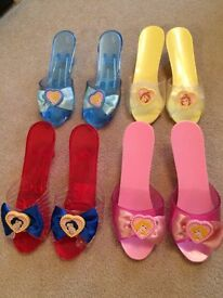 Disney Princess Shoe Collection size 10-12