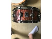 "Natal Hammered Steel Snare Drum 14/5"""