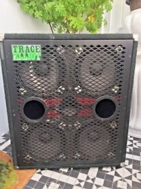 Trace Elliot 4x10 Bass Guitar Speaker /Cab 300 watt