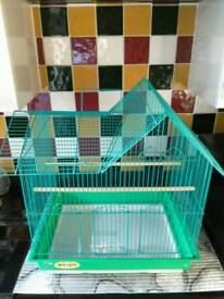 New budgie cage
