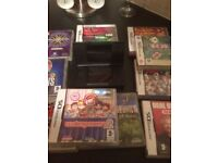 NINTENDO DS AND GAMES BUNDLE