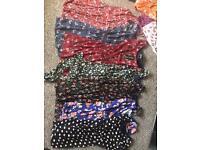 BUNDLE of size 8/10 clothing!