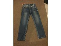 Branded Blue Jeans