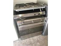 Stainless Steel Smeg Built in Oven Hob and Extractor Hood £80 Sittingbourne
