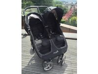 Baby Jogger double pushchairs. City Mini Double 2014