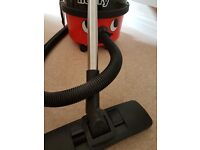 Henry Vacuum seeking a new home
