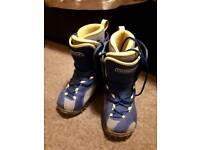 Ladies / Kids Snowboard boots