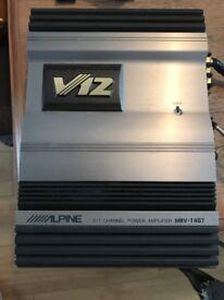 Alpine v12 mrvt407