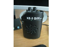 KE-3 Guitar Headphone amplifier