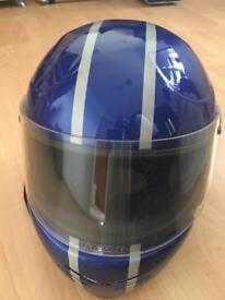 Crash helmet /motor bike or go kart