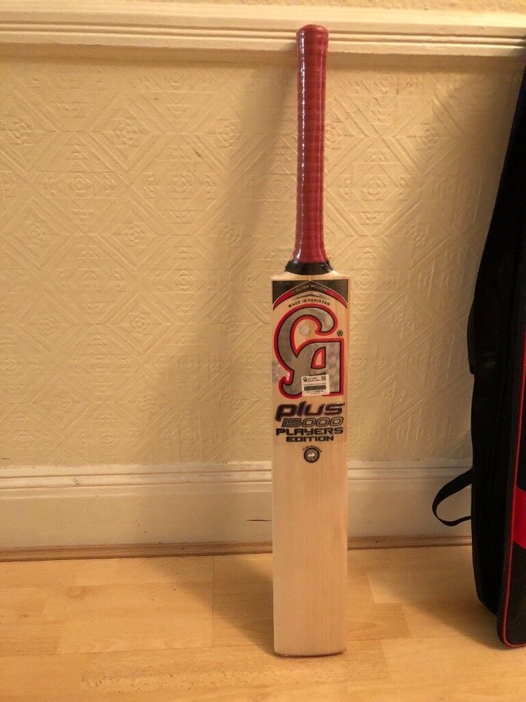 Ca Plus 15000 Players Edition Brand New Cricket Bat